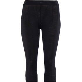 Devold W's Hiking 3/4 Long Johns Black